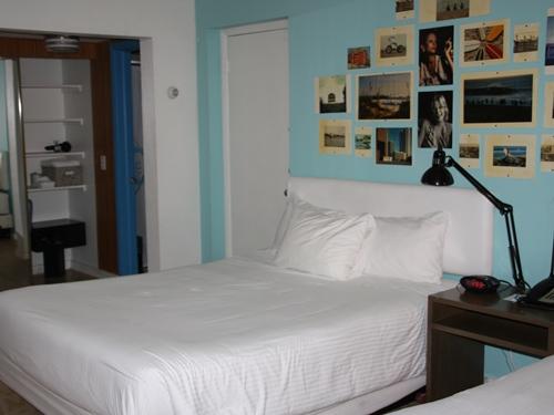 Das Zimmer in St. Pete Beach