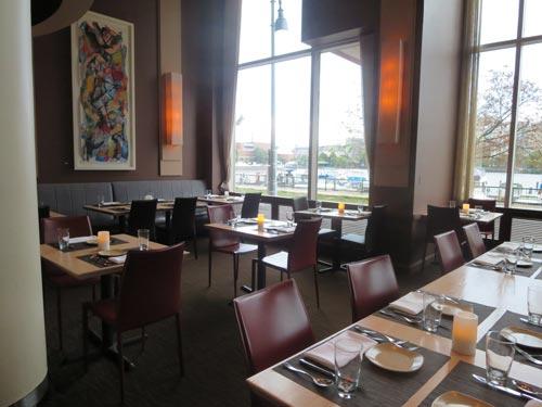Das Restaurant in Cambridge