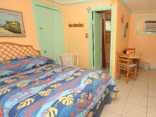 Das Zimmer in Cedar Key