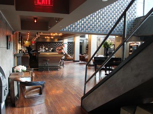 Die Bar in Queens