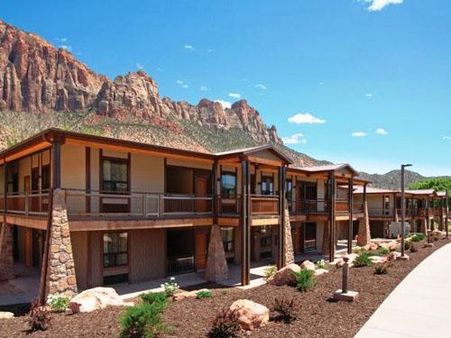 Die Lodge in Springdale