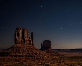 Blicken Sie in den Sternenhimmel!